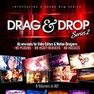 Drag & Drop - افکت های ویدئویی
