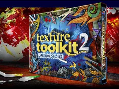 تکسچر تولکیت 2 (Texture toolkit 2  ) بیش از 1000 تصویر از مجموعه گالری تصاویر و عکس های با کیفیت بالا در زمینه بکگراند تکسچر ، بافت و پترن های گرافیکی ویژه طراحان گرافیک ، طراحان سه بعدی تری دی مکس با نام جعبه ابزار تکسچر تولید شده وب سایت دیجیتال جویس