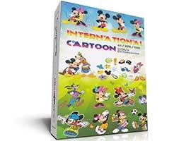بیش از 10700 سورس فایل و طرح لایه باز وکتور کارل دراو ( CDR ) و ایلوستریتور ( AI ) ( EPS ) و پی اس دی فتوشاپ ( PSD ) شخصیت های کارتونی