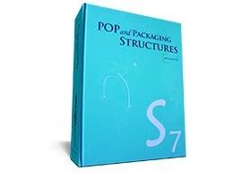 بیش از 320 طرح لایه باز وکتور ایلوستریتور (EPS) مربوط به خط تا و خط برش انواع جعبه و بسته بندی