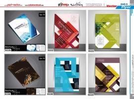 بیش از 2400 سورس فایل و طرح لایه باز وکتور ایلوستریتور  کاتالوگ ، پوستر ، بروشور ، تراکت ، فولدر ، جلد کتاب ، جلد مجله ، جلد کاتالوگ بصورت یک لت ، دو لت ، سه لت و پشت و رو