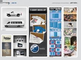 بیش از 2150 سورس پروژه و سورس فایل آماده لایه باز پی اس دی فتوشاپ و وکتور ایلوستریتور و 160 سورس و طرح آماده لایه باز ایندیزاین بروشور و کاتالوگ تبلیغاتی ، کارت ویزیت ، ایندیزاین و وب ، موک آپ و بکگراند گرافیکی تولید و طراحی شده توسط وب سایت گرافیک ریور