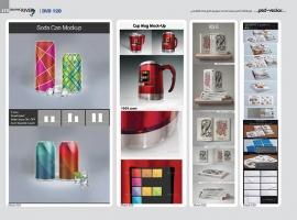 بیش از 2000 سورس پروژه و سورس فایل آماده لایه باز پی اس دی فتوشاپ و 95 سورس و طرح آماده لایه باز ایندیزاین بروشور و کاتالوگ تبلیغاتی ، کارت ویزیت ، ایندیزاین و وب ، موک آپ و بکگراند گرافیکی تولید و طراحی شده توسط وب سایت گرافیک ریور