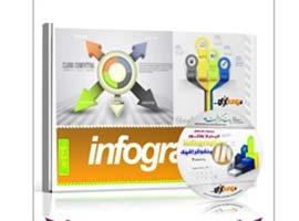بیش از 3300 سورس فایل و طرح لایه باز وکتور طرح اینفوگرافیک (INFOGRAPHIC)