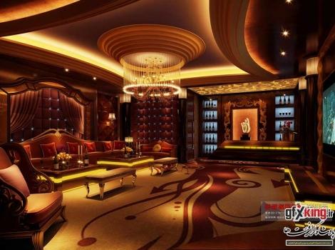بیش از 210 سورس پروژه و سورس فایل لایه باز طراحی دکوراسیون داخلی معماری تری دی مکس